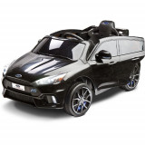 Masinuta Electrica Ford Focus RS 12V cu Telecomanda Black, Toyz by Caretero