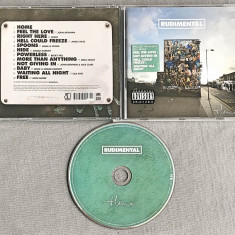 Rudimental - Home CD, warner