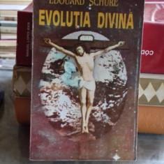 EVOLUTIA DIVINA - EDOUARD SCHURE