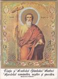 VIATA SI ACATISTUL SFANTULUI ANDREI APOSTOLUL ROMANILOR RUSILOR SI GRECILOR