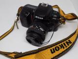 Nikon F50 + Nikkor 35-80 F4.0-5.6 AF