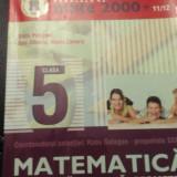 Matematica Mate 2000 partea II - cls V, Ed. Paralela 45