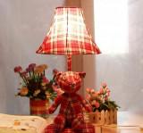 Veioza pentru copii Ursulet 3D