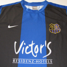 Tricou NIKE fotbal - FC SAARBRUCKEN (Germania), XL, Din imagine, De club