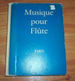 Musique pour Flute (repertoriu Paris National Conservatory)