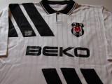 Tricou fotbal - BESIKTAS ISTANBUL (Turcia), XL, Din imagine, De club
