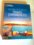 WORLD'S BEST ~ TRAVEL EXPERIENCES 400 EXTRAORDINARY PLACES - GHID TURISTIC
