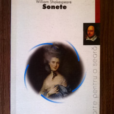 William Shakespeare - Sonete (Litera 2002)