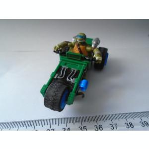 bnk jc Slot car - Carrera - Testoasele Ninja - Leonardo - 1/43 - functionala