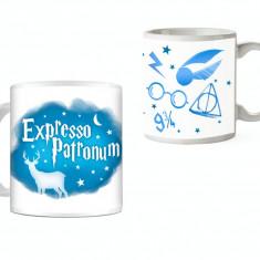 Cana Harry Potter - Expresso Patronum