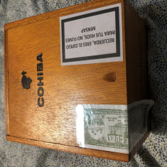 Trabucuri Cohiba Box of 25