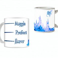 Cana Harry Potter - Muggle , Prefect , Auror