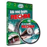 Afla totul despre - Rechini DVD, NOU Sigilat, Livrare in toata tara!, Romana