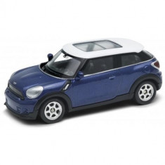 Masinuta Mini Cooper Paceman, Scara 1:60 - VV25812, Welly