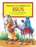 Nasterea si copilaria lui Isus povestita de Cristian Badilita imagini Done Stan