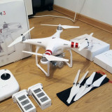 Vand Drona DJI Phantom 3 Standard + Accesorii