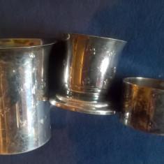 Set argintat, Ornamentale