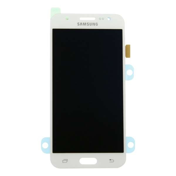 Display Samsung Galaxy J5 J500 Alb