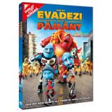 Cum sa evadezi de pe pamant / escape from planet earth dvd, romana, nou sigilat