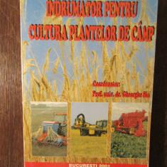 INDRUMATOR PENTRU CULTURA PLANTELOR DE CAMP-GHEORGHE SIN