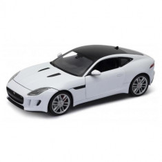 Masinuta Jaguar F-Type Coupe, Scara 1:24 - VV25807, Welly