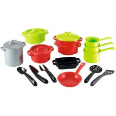 Set 18 Vase Pro Cook - VV25824, Ecoiffier