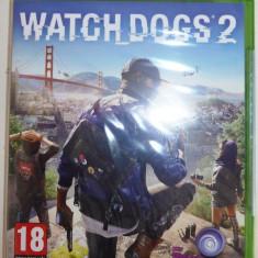 Watch Dogs 2, XBOX One, original, alte sute de jocuri!, Actiune, Single player, 18+