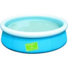 Piscina Gonflabila Fast Set Pool Albastru - VV25864