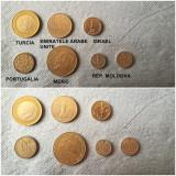 Lot monede diverse, Europa
