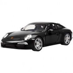Masinuta Porsche 911 1:24 Negru - VV25833, Rastar