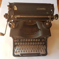 MASINA DE SCRIS- OLIVETTI- ITALIA -anii 1920