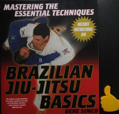 Brazilian Jiu Jitsu Basics Gene Simco + DVD foto