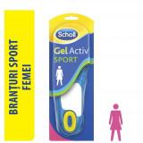 Branturi Scholl Gel Activ pentru pantofi femei, model sport