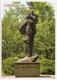 Moldova 2018, Ion si Doina Aldea - Teodorovici,  sculptor Iurie Canasin