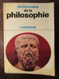 Dictionnaire De La Philosophie Larousse - Didier Julia