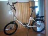 Bicicleta pliabila Pegas, 14, 3, 20