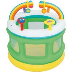 Centru de Joaca Gonflabil Tip Tarc pentru Copii, 109 x 104 cm - VV25847