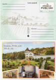 Moldova 2017, Vinaria PURCARI, carte postala