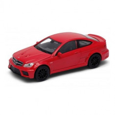Masinuta Mercedes-Benz C63 AMG Coupe, Scara 1:36 - VV25810, Welly