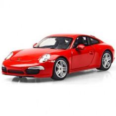 Masinuta Porsche 911 1:24 Rosu - VV25834, Rastar