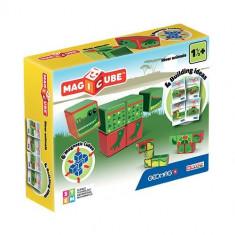 Set Constructie Magnetic Magicube Animale Marine - VV25539