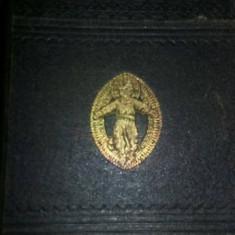 Carte de rugaciuni de buzunar,carte de rugaciuni veche 1904,originalaT GRATUIT