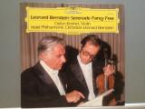 BERNSTEIN – SERENADE/FANCY FREE (1979/POLYDOR/RFG) - VINIL/NM, Deutsche Grammophon