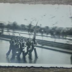 Fotografie militari la parada