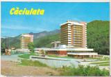 bnk cp Caciulata - Hotelurile Caciulata si Cozia - uzata