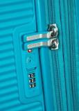 Carcasa SAMSONITE 32G01001 (550mm / 400mm / 200mm, 230mm, albastru)/Suitcase SAMSONITE 32G01001 (550 mm / 400 mm / 200 mm, 230 mm; Blue) - EC00235