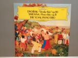 DVORAK:Dumky-Trio OP 90/SMETANA : Piano-Trio op 15 (1975/POLYDOR/RFG) - VINIL/NM, Deutsche Grammophon