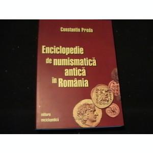 ENCICLOPEDIA DE NUMISMATICA ANTICA IN ROMANIA-CONSTANTIN PREDA-328 PG-