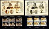 Romania 2009, LP 1832 a, EUROPA Astronomie, minicoli de 6, MNH! LP 103,50 lei, Nestampilat