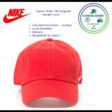 In STOC! Sapca Nike Heritage86 - Reglabila - Bumbac - Cod autenticitate - 102699, Marime universala, Rosu